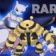 Pokémons Raros pokemon GO