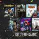 Ubisoft oferecerá 7 jogos gratuitamente neste final de semana