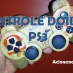 """Como consertar controle de PS3 com botões acionando sozinho """"Controle doido"""""""