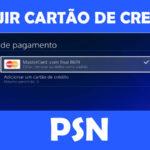 Como desvincular um cartão de crédito da PSN PS4