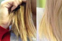 Recupere seus cabelos com uma selagem caseira bem rapidinha!
