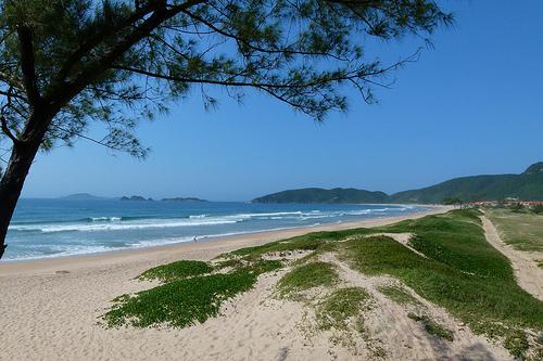 fotos da praia de tucuns